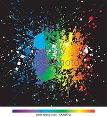 color paint splashes gradient background stock photos u0026 color