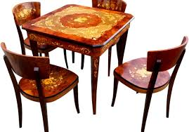 game table and chairs set chair engaging hillsdale harding game table set raw and chairs