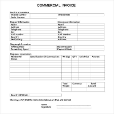 microsoft invoice template 53 free word excel pdf free