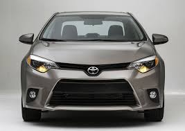 price of a toyota corolla toyota corolla gray front angle