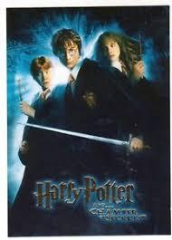 harry potter et la chambre des secrets complet vf harry potter and the chamber of secrets complete 90 card base set ebay