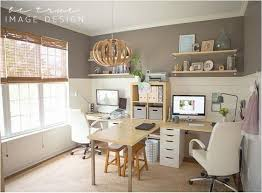 Home Office Desks For Two Amusing 10 Home Office Desk For Two Design Decoration Of 25 Best