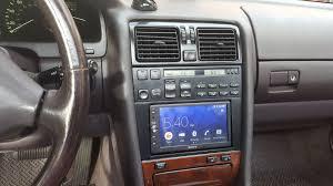 2001 lexus gs430 navigation update 1994 radio upgrade clublexus lexus forum discussion