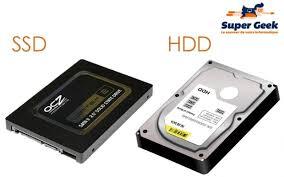 choix ordinateur de bureau 28 les différences entre un disque dur hdd et ssd