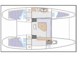 Catamaran Floor Plans Catamaran For Jules Boat Design Net