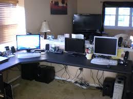Gaming Computer Desks For Home Corner Gaming Computer Desk L Desks For Astounding On Home