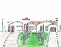 Spanish Colonial House Plans Dusty Coyote February 2013