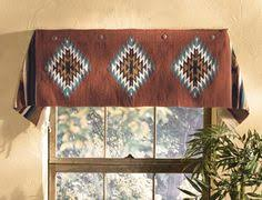 Western Window Valance Sierra Leather Valance Very Nice But 310 Is A Bit Too Much