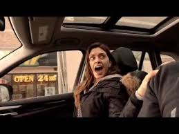 acura commercial actress singing the cutest gangsta i know my wife youtube