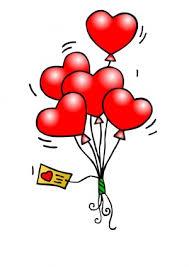 palloncini clipart palloncini cuore vector clipart vettoriali gratis gratuito