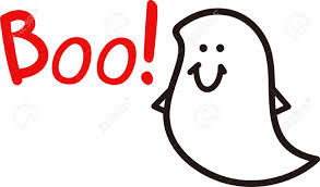 halloween clipart ghost we have the happiest ghost you will ever find this phantom