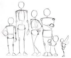 Human Figure Anatomy Human Anatomy Fundamentals Advanced Body Proportions