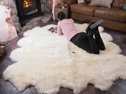 Faux Fur Area Rugs by Fascinating Ikea Sheepskin Rug Large 111 Ikea Sheepskin Rug Large