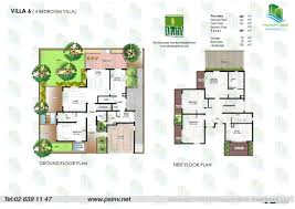 Garden Floor Plan by Floor Plans Sidra U2013 Al Raha Gardens