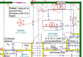 lighting layout design lighting layout for kitchen