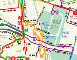 Mta Queens Bus Map Brooklyn Bus Map May 2012 Update Lots Of Errors That Mta Never Fix