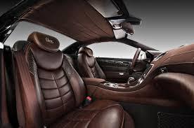 mercedes interior mercedes sl gets interior by vilner 6