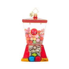 decor gumball ornament christopner radko ornaments with expensive