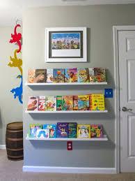 wall bookshelves for kids room kids rooms modern and minimal wall
