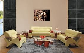 Sofa Table Against Wall How To Have Accent Walls In The Living Room La Furniture Blog
