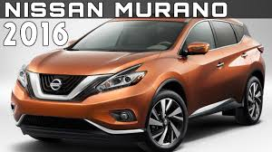 nissan murano reviews 2016 2016 nissan murano review rendered price specs release date youtube
