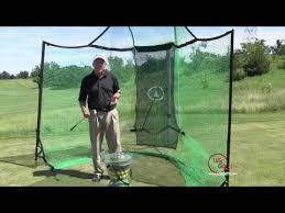 Golf Driving Nets Backyard by Backyard Driving Range Golf Mats Net And Auto Golf Ball