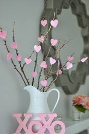 s day home decor best 25 valentines day decorations ideas on
