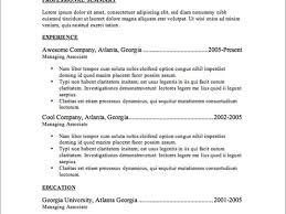 Cio Sample Resume Cio Resume Samples Breakupus Seductive Example Web Design Resume