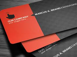 Business Cards Rounded Corners Rounded Corner Business Card By Graphicboat Dribbble