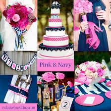 wedding colors pink wedding color twelve combinations exclusively