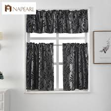 online get cheap black cafe curtains aliexpress com alibaba group