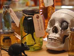 Halloween Head In A Jar How To Make Mad Scientist Jars Diy