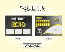 Desain Kalender Meja Keren | free vector desain kalender meja keren mahirdesigns com