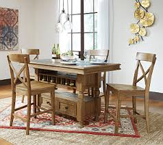 counter table with storage furniture outlet of ridgeway dining