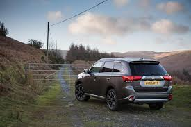 mitsubishi 90s sports car 2017 mitsubishi outlander phev gets performance upgrade slightly