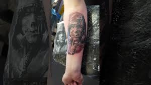 scarecrow u0027 from batman tattoo youtube
