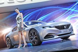 peugeot paris paris motor show 2014 peugeot exalt concept