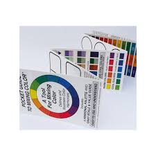 the oil paint store the color wheel pocket guide mixing color