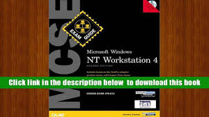 read online msce windows nt workstation exam guide emmett dulaney