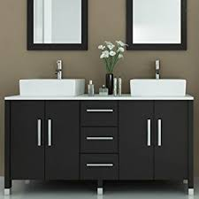 59 Bathroom Vanity by Amazon Com Jwh Living Sirius 59 In Double Bathroom Vanity Home