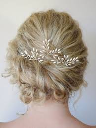 pearl hair accessories wedding hair accessories picmia