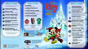 only six mickey u0027s very merry christmas party nights remain two