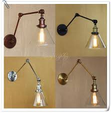 Wall Mounted Swing Arm Lamps Apartments Awesome Wall Mounted Lamp With Plug In Sconces And