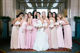pink bridesmaid dresses pink bridesmaid dresses wedding ideas by colour chwv