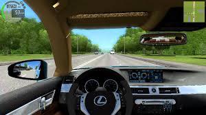 lexus gs ending city car driving 021 mod review lexus gs 350 sport fullhd