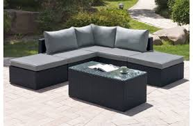 lex 8 piece outdoor modular sofa set