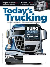 today u0027s trucking october 2016 by augusto dantas issuu