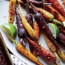 cooking light thanksgiving side dishes chile and lime roasted carrots recipe myrecipes