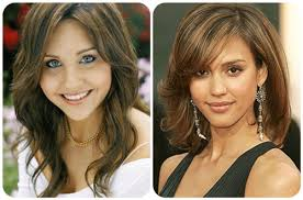 before and after pics of triangle face hairstyles pictures on triangular face shape hairstyles cute hairstyles