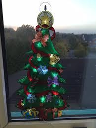 light up window decorations light up christmas decorations for windows gorgeous light up
